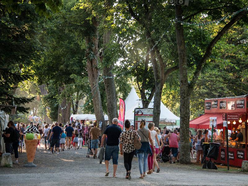 Devenez exposants dans le village du festival