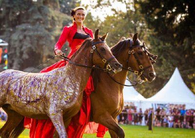 Festival Equestria à Tarbes / Crédit-Antoine-Bassaber